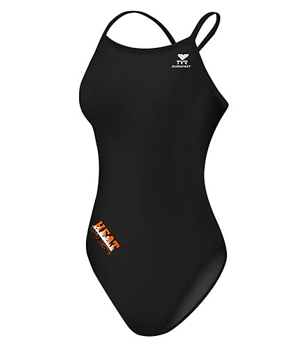YumaHeat - TYR Durafast Elite Solid Diamondfit One Piece Swimsuit