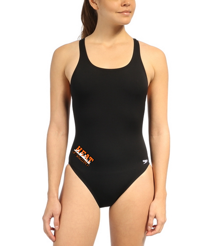 YumaHeat - Speedo Solid Endurance Super Proback One Piece Swimsuit Adult Swimsuit Swimsuit