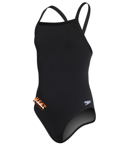 YumaHeat - Youth Solid Endurance + Flyback Training Swimsuit