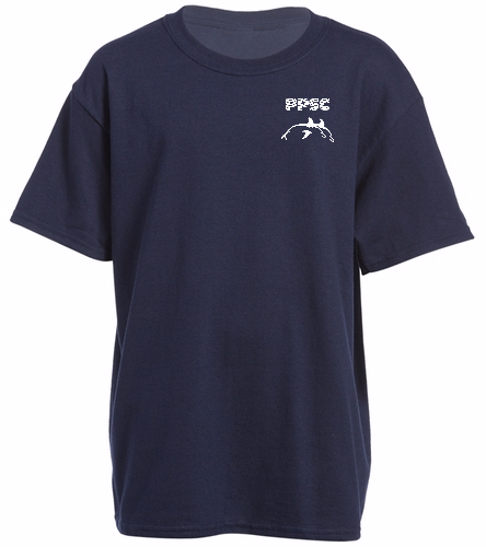 Youth PPSC - SwimOutlet Youth Cotton Crew Neck T-Shirt