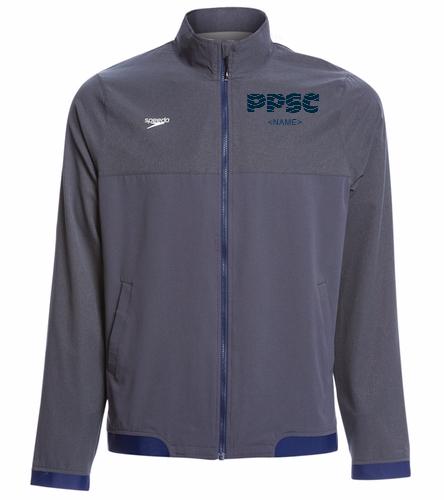 PPSC  - Speedo Men's Tech Warm Up Jacket