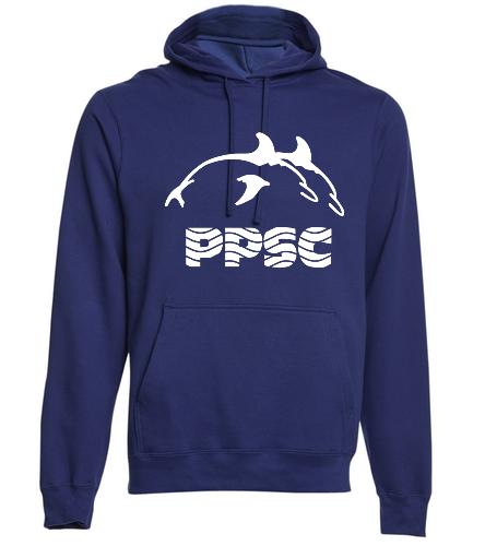 PPSC - SwimOutlet Adult Fan Favorite Fleece Pullover Hooded Sweatshirt