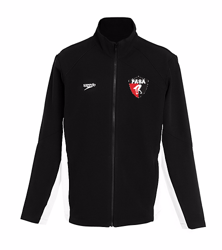 PASA-Youth Warm-Up Jacket - Speedo Youth Boom Force Warm Up Jacket