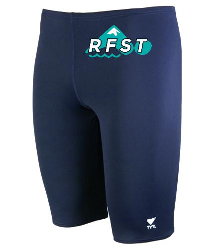 RFST Boys Team Jammer - TYR Durafast Solid Jammer Swimsuit