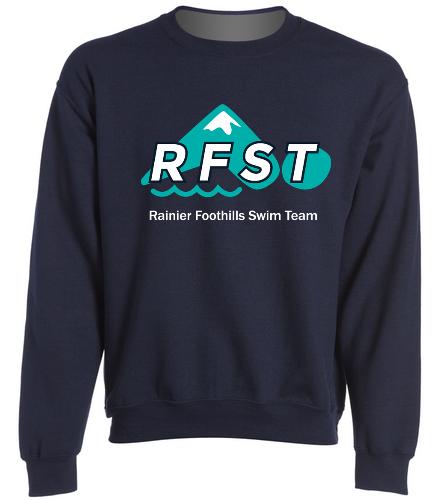 RFST Crewneck - SwimOutlet Heavy Blend Unisex Adult Crewneck Sweatshirt