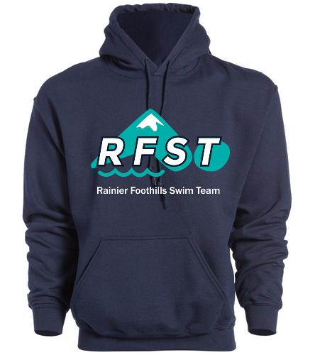 RFST Hoodie - SwimOutlet Heavy Blend Unisex Adult Hooded Sweatshirt