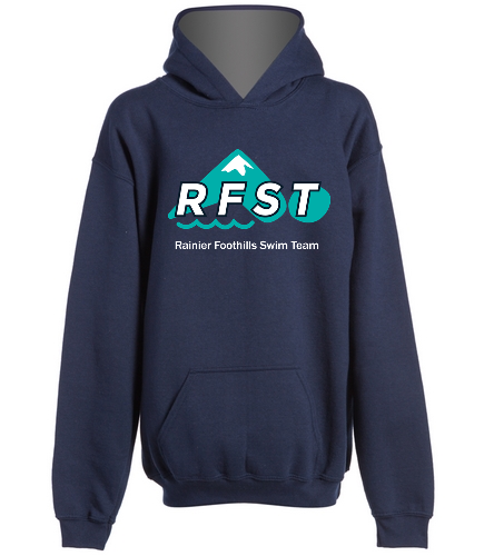 RFST Youth Hoodie  - SwimOutlet Youth Heavy Blend Hooded Sweatshirt