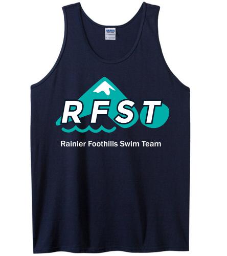 RFST Tank Top - SwimOutlet Men's Cotton Tank Top