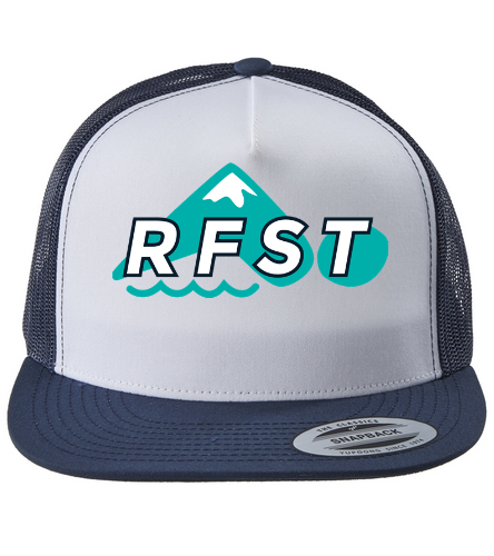 RFST Trucker - Swimoutlet Classic Mesh Trucker Hat