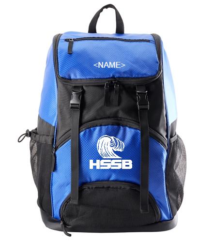 HSSB - Sporti Large Athletic Backpack
