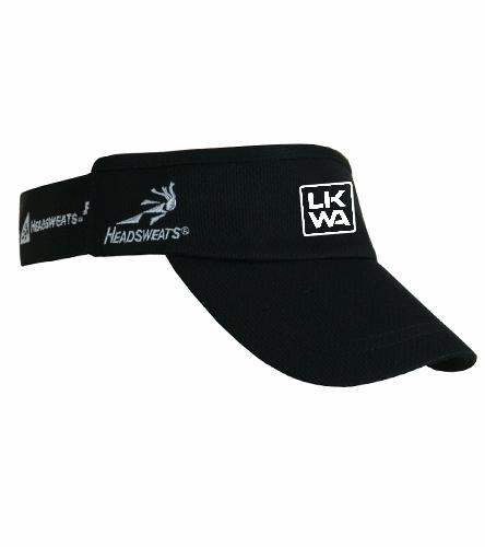 LWM Black - Headsweats SuperVisor