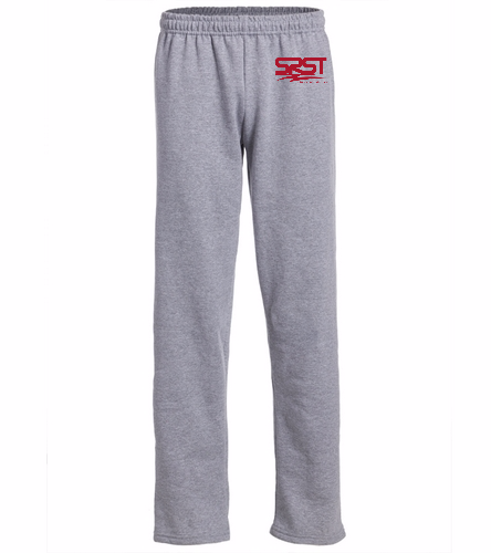 SRST - Heavy Blend Adult Open Bottom Sweatpants