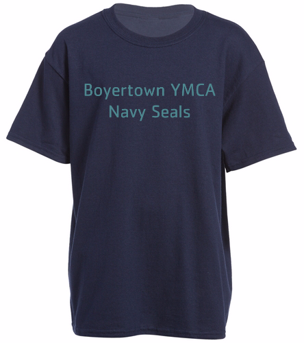 BYNS Youth Tee - SwimOutlet Youth Cotton Crew Neck T-Shirt