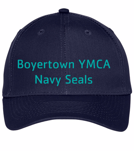 BYNS Hat - SwimOutlet Unisex Performance Twill Cap