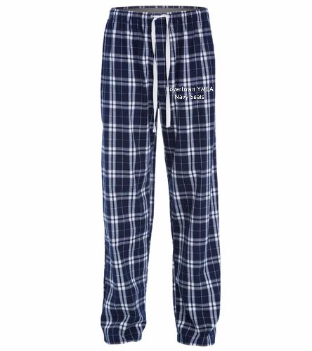 BYNS Flannel Pant - SwimOutlet Unisex Flannel Plaid Pant