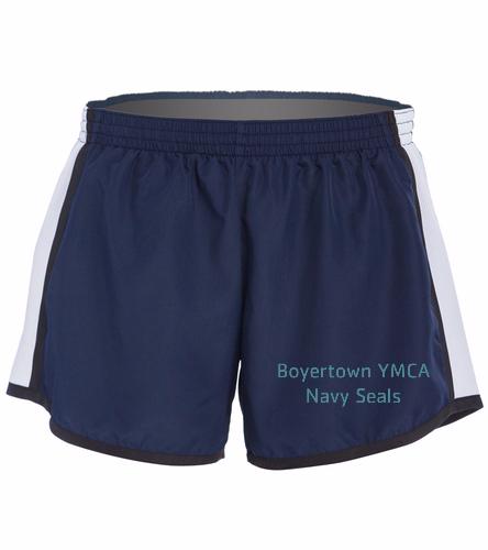 BYNS Short - SwimOutlet Custom Unisex Team Pulse Short