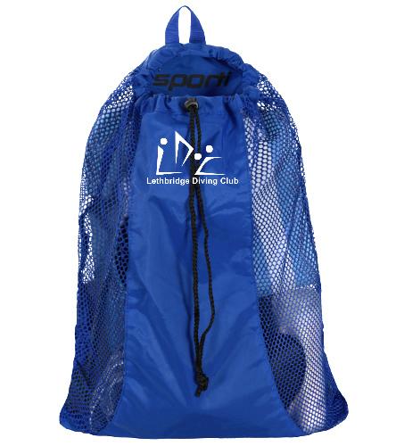 LDC Mesh Bag - Sporti Premium Mesh Backpack
