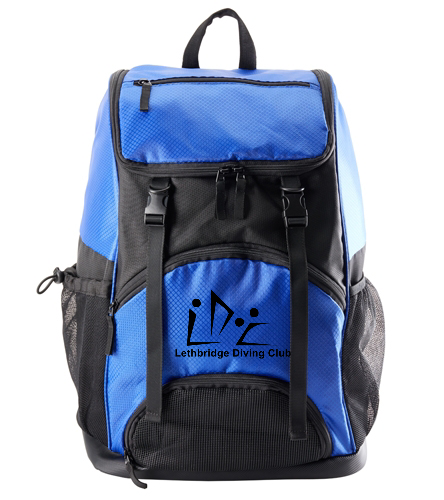 LDC Backpack - Sporti Large Athletic Backpack