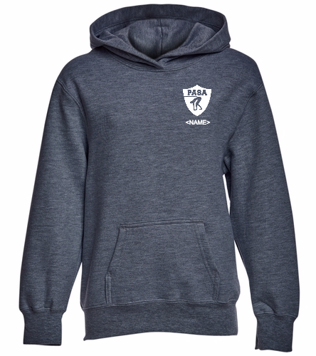 PASA Youth Pullover Hoodie - SwimOutlet Youth Fan Favorite Fleece Pullover Hooded Sweatshirt