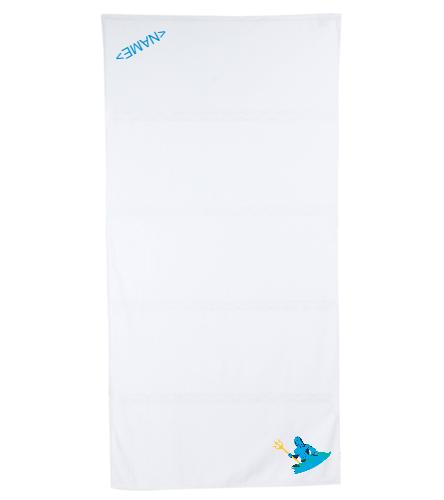 Leesburg  - Royal Comfort Terry Velour Beach Towel 32 X 64