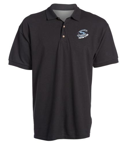 Storm Swim - SwimOutlet Ultra Cotton Adult Men's Pique Sport Shirt
