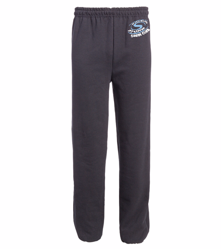 Storm  Swim Club    - SwimOutlet Heavy Blend Unisex Adult Open Bottom Sweatpants