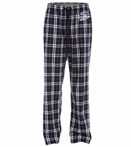 Storm  Swim   - SwimOutlet Unisex Flannel Plaid Pant