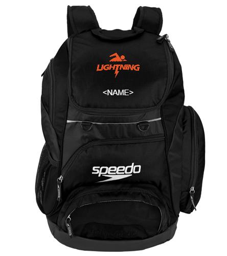 LRSA Lightning - Speedo Large 35L Teamster Backpack