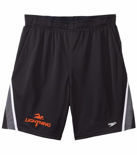 LRSA Lightning - Speedo Men's Splice Team Short