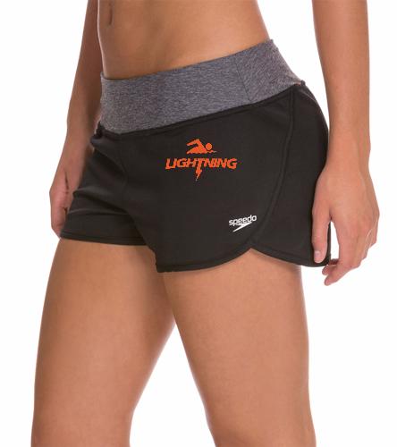 LRSA Lightning - Speedo Women's Solid Team Short