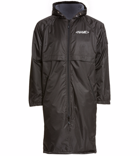 LRSA Lightning - Sporti Comfort Fleece-Lined Swim Parka