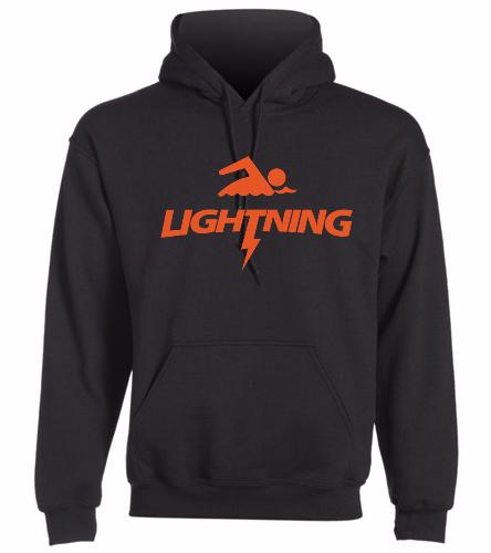 LRSA Lightning -  Heavy Blend Adult Hooded Sweatshirt