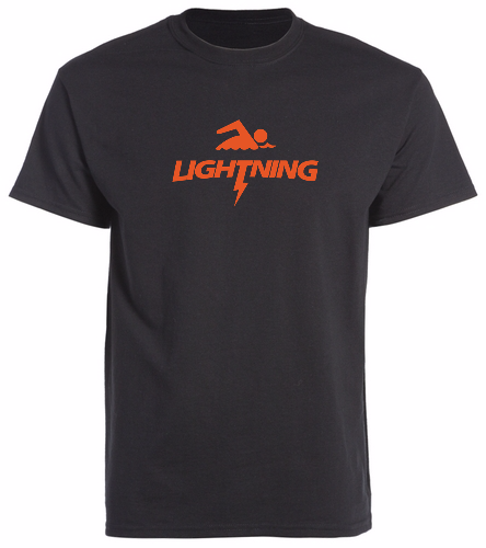 LRSA Lightning - Heavy Cotton Adult T-Shirt
