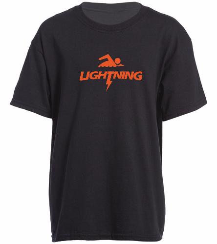LRSA Lightning - Heavy Cotton Youth T-Shirt