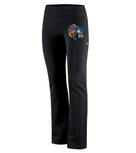 Wahoo Speedo Women's yoga pant - Speedo Women's Yoga Pant