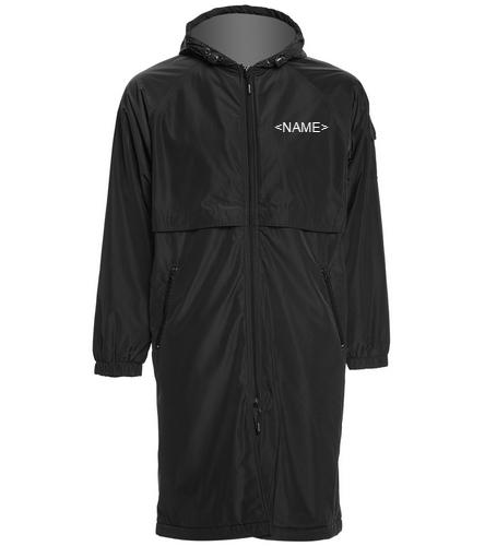 WAHOO - Sporti Comfort Fleece-Lined Swim Parka