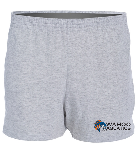 WAHOO Womens' Fitted Shorts - SwimOutlet Custom Women's Fitted Jersey Short