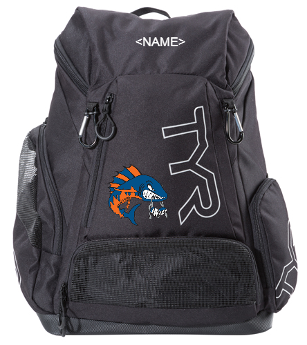 WAHOO TYR Black Bag - TYR Alliance 30L Backpack