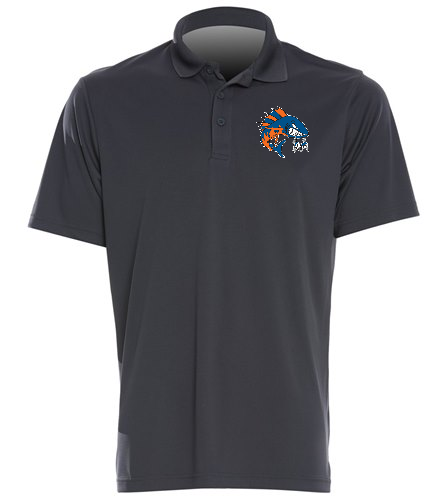 Wahoo Men's polo - SwimOutlet Sport-Tek® PosiCharge® Competitor™ Polo