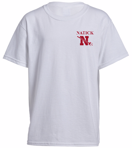 Natick- - SwimOutlet Youth Cotton Crew Neck T-Shirt