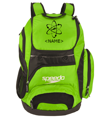 Aquatomics Neon Large Bag - Speedo Large 35L Teamster Backpack