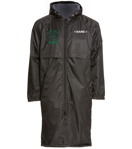 Aquatomics Parka - Sporti Comfort Fleece-Lined Swim Parka