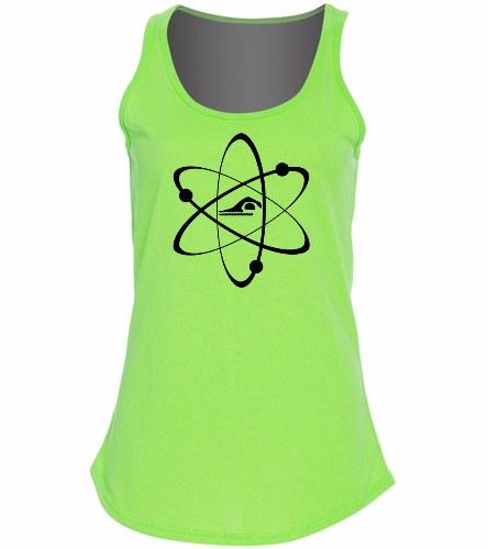 Aquatomics - Ladies 5.4-oz Cotton Tank Top