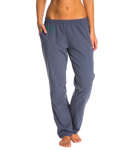 Aquatomics Womens Warm-up Pants - Speedo Women's Tech Warm Up Pant