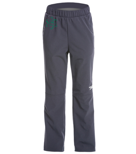 Aquatomics Youth Warm-up Pants - Speedo Youth Tech Warm Up Pant