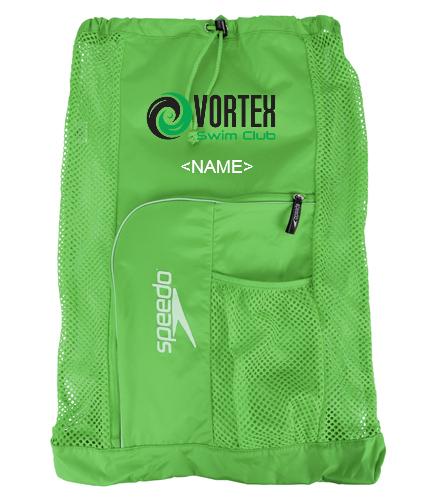 green mesh - Speedo Deluxe Ventilator Mesh Bag