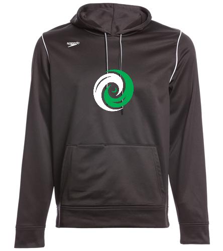 logo - Speedo Unisex Pull Over Hoodie Sweatshirt