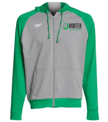 Vortex logo Zip Hoodie  - Speedo Unisex Full Zip Hoodie
