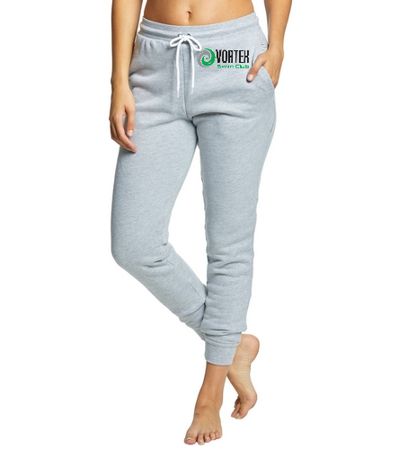 Jogger on the hip logos - Bella + Canvas Poly-Cotton Sweatpant Joggers