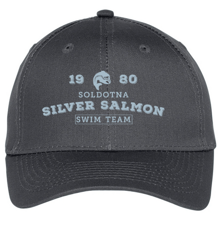 sss - SwimOutlet Unisex Performance Twill Cap